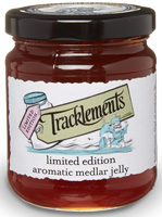 Tracklements Aromatic Medlar Jelly