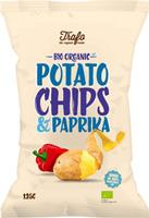 Trafo Paprika Chips Organic