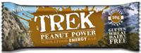 Trek Peanut Power Wholefood Energy Bar