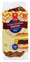 Viana Veggie 2 Go Classic Bavarian Burger Mild