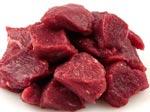Beef Braising Steak Diced Organic – 250g Approx