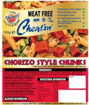 VBites Cheatin' Chorizo Style Chunks