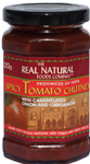 Real Natural Foods Company Spicy Tomato Chutney