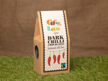 Cocoa Loco Dark Chocolate Chillies Organic