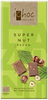 iChoc Super Nut Rice Chocolate Organic