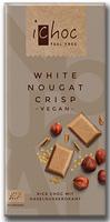 iChoc White Nougat Crisp Chocolate Organic