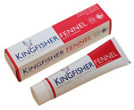 Kingfisher Fennel Toothpaste with Fluoride