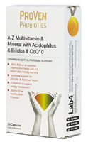 Proven Probiotics A-Z Multivitamin Bifidus & CoQ10