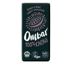 Ombar 100% Cacao Ecuadorian Organic