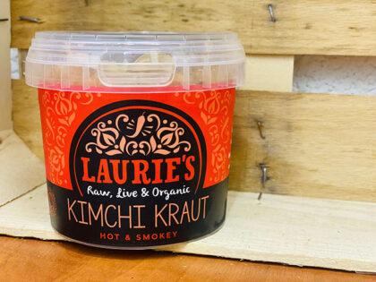 Laurie's Hot & Smokey Kimchi Kraut Raw & Organic