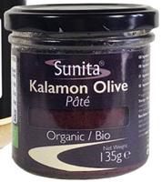 Sunita Kalamon Olive Pate Organic (was Kalamata)