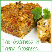 Thank Goodness Luxury Vegan Nut Roast 350g