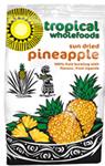 Tropical Wholefoods Sun Dried Pineapple Organic