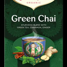 Yogi Green Chai Organic