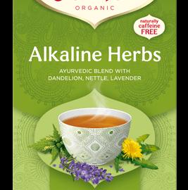 Yogi Tea Alkaline Herbs 17 Teabags Organic