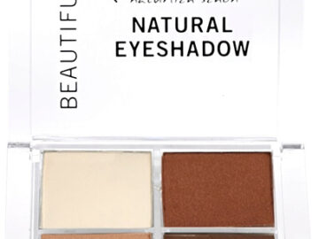 Benecos Natural Quattro Eyeshadow Coffee & Cream