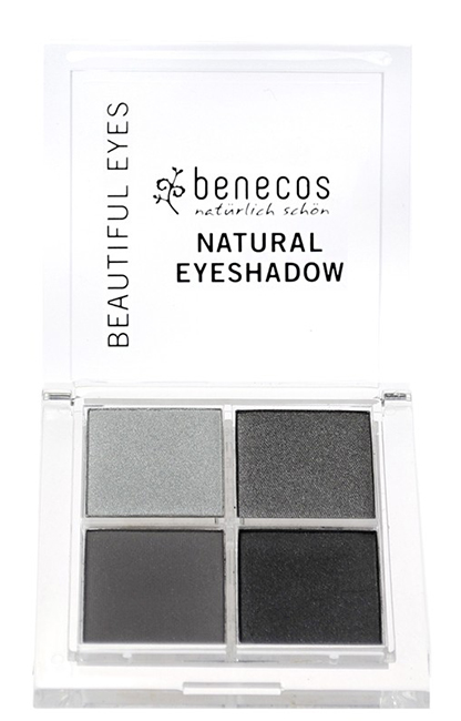 Benecos Natural Quattro Eyeshadow Smokey Eyes