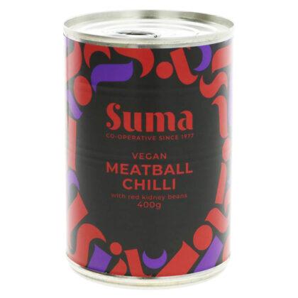 Suma Vegan Meatball Chilli