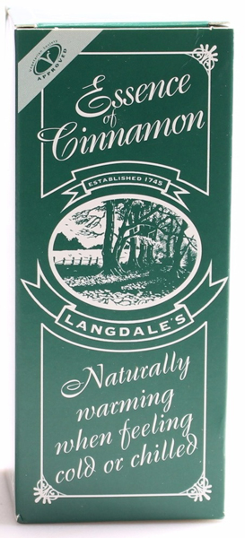 Langdale's Essence of Cinnamon