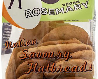 Seggiano Rosemary Italian Savoury Flatbreads