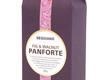 Seggiano Fig & Walnut Panforte