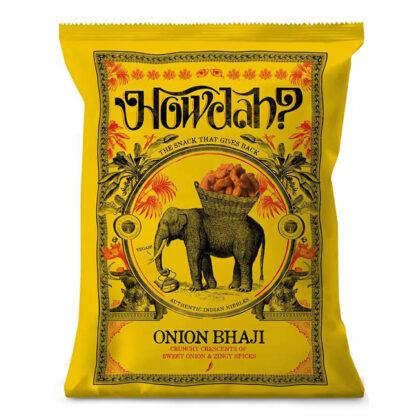 Howdah Onion Bhaji Snack