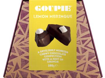 Goupie Lemon Meringue 160g