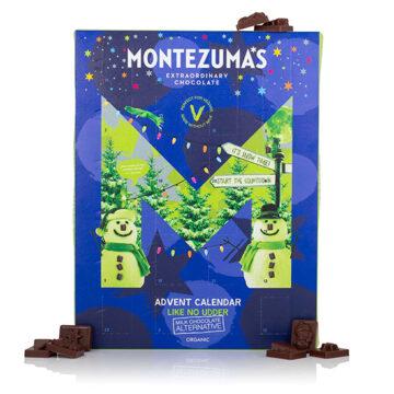 Montezuma's Like No Udder Milk Chocolate Alternative Advent Calendar Organic