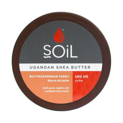 sOiL Ugandan Shea Butter Organic