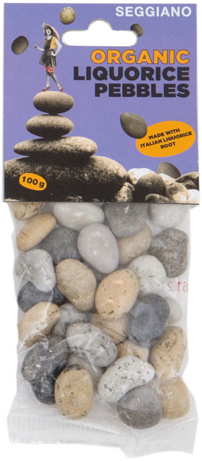 Seggiano Liquorice Pebbles Organic