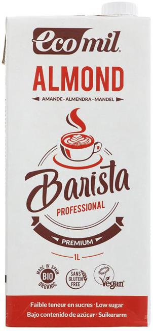 Ecomil Almond Barista Edition Organic
