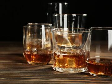 Spirits, Liqueurs & Port