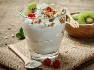 Desserts & Yoghurts