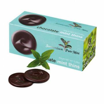 Summerdown Chocolate Peppermint Thins