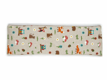 The Wheat Bag Company Unscented Wheat Bag Woodland Print