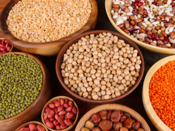 Dried Beans & Pulses