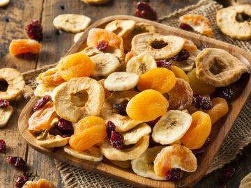 Dried Fruit & Vegetables