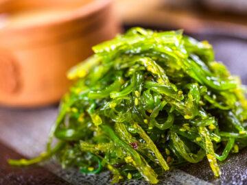 Fish & Seaweed