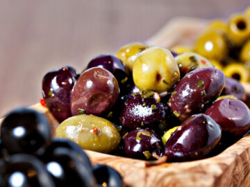Olives & Anti-Pasta