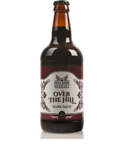 Hillside Brewery Over The Hill Dark Mild Ale