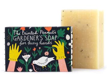 The Printed Peanut's Gardener's Soap