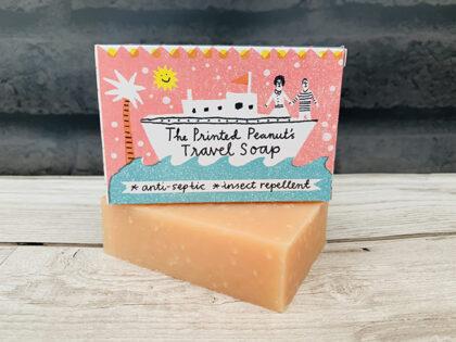 The Printed Peanut's Travel Soap