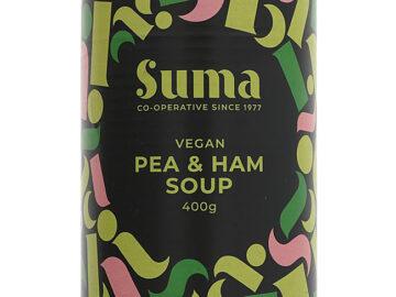 Suma Vegan Pea & Ham Soup