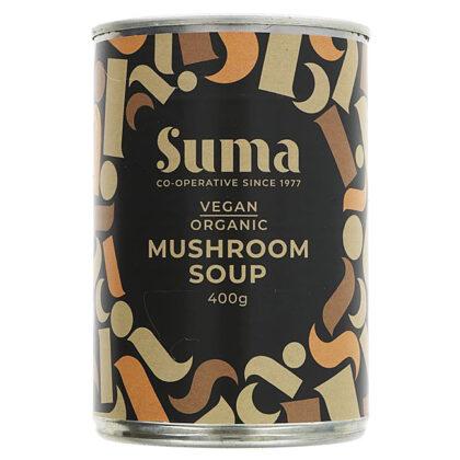 Suma Vegan Mushroom Soup Organic