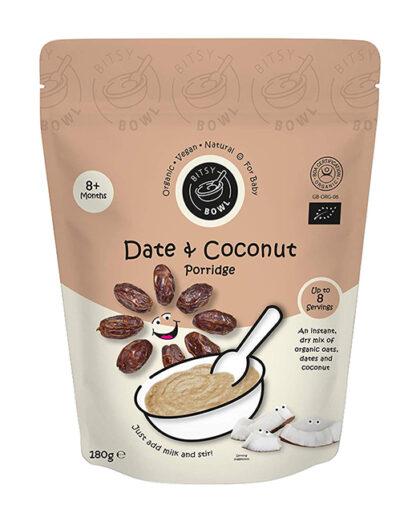 Bitsy Bowl Date & Coconut Porridge 8+ Months