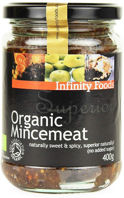 Infinity Foods Superior Mincemeat Organic