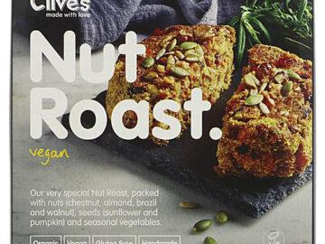 Clive's Nut Roast Organic