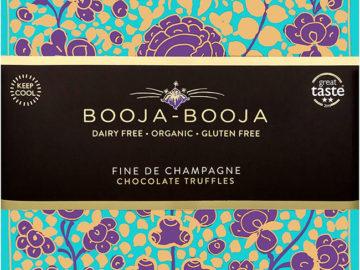 Booja Booja Fine De Champagne Truffles Artist's Collection Organic