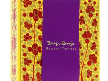 Booja Booja Hazelnut Truffles Artist's Collection Organic