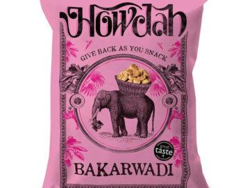 Howdah Bakarwadi Nibbles